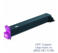 Картридж пурпурный Konica Minolta Magicolor 7450 совместимый