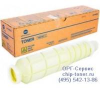 Картридж желтый Konica Minolta bizhub PRESS C6000 / C7000 / C7000P оригинальный