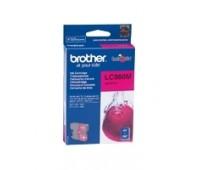 Картридж пурпурный Brother LC980M,  оригинальный