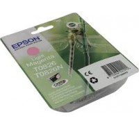 Картридж светло-пурпурный Epson T0826 оригинальный
