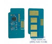 Чип желтого картриджа Samsung CLP-620ND / 670ND / CLX-6220FX