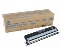 Тонер-картридж черный A0V301H для Konica Minolta MagiColor 1600 / 1650 / 1680 / 1690 оригинальный