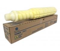 Тонер-картридж желтый TN-620Y для Konica Minolta bizhub PRO C1060L оригинальный