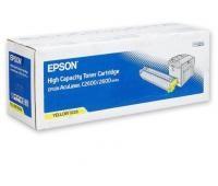 Картридж S050226 желтый для Epson AcuLaser C2600 / C2600DN / C2600DTN / C2600N /  C2600TN оригинальный