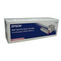 Картридж S050227 пурпурный для Epson AcuLaser C2600 / C2600DN / C2600DTN / C2600N /  C2600TN оригинальный