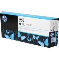 Картридж матовый черный HP 727 повышенной емкости,  оригинальный