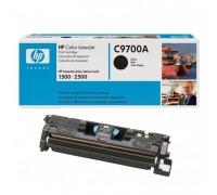 Картридж черный HP Color LaserJet 1500, 1500N, 1500TN, 2500, 2500N,2500TN  оригинальный