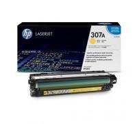 Картридж CE742A желтый для HP Color LaserJet CP5220 / CP5221 / CP5223 / CP5225 / CP5227 / CP5229 оригинальный