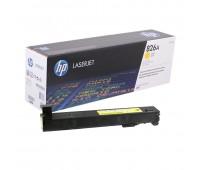 Картридж CF312A желтый для HP Color LaserJet M855 Enterprise оригинальный