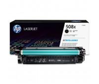 Картридж черный HP LaserJet Enterprise 500 M552dn / M553 series / M577 series оригинальный