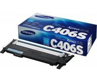 Картридж голубой для Samsung CLP-360 , 365, CLX-3300 ,3305 оригинальный