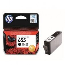 Картридж черный струйный HP 655 , оригинальный