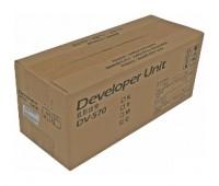Девелопер DV-570Y желтый для Kyocera Mita FS C5400DN / Kyocera Mita Ecosys P7035 оригинальный