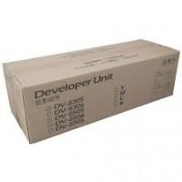 Блок девелопера голубой DV-8505C для Kyocera Mita TASKalfa 4550 / 4551 / 5550 / 5551 ,MitaFS C8600 / C8650 оригинальный
