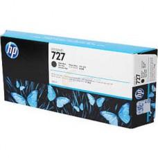 Картридж голубой HP 727 повышенной емкости (300МЛ.), оригинальный