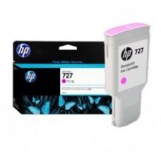Картридж  пурпурный HP 727,   повышенной емкости (300МЛ.) оригинальный