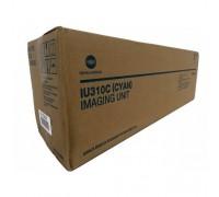 Блок проявки Konica-Minolta IU-310C голубой для Konica-Minolta Bizhub C350 / C450 / 450P оригинальный