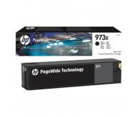 Картридж черный HP 973X / L0S07AE повышенной емкости для HP PageWide 452dw Pro / 477dw Pro оригинальный