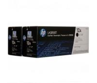 Двойная упаковка (2 картриджа HP 12A) для 1022 / 1022N / 3015 / 3020 / 3030 / 3055 / M1005 / M1319, оригинальная