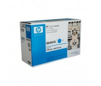 Картридж голубой HP Color LaserJet 4700 / 4730,  оригинальный
