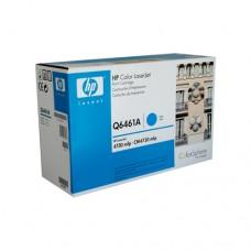 Картридж голубой HP Color LaserJet 4700 / 4730 оригинальный