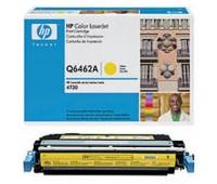 Картридж желтый HP Color LaserJet 4700 / 4730,  оригинальный