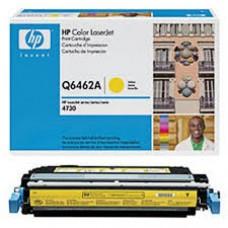Картридж желтый HP Color LaserJet 4700 / 4730 оригинальный
