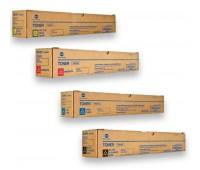 Комплект тонер-картриджей TN-221CMYK для Konica Minolta bizhub C227 / C287 оригинальный
