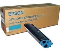 Картридж голубой S050099 для Epson AcuLaser C900 / C1900 оригинальный