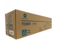 Тонер-картридж голубой Konica Minolta bizhub C451 / С650 оригинальный