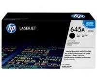 Картридж черный HP Color LaserJet 5500 / 5550 оригинальный
