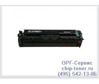 Картридж черный HP Color LaserJet CM2320 / CP2025 ,совместимый