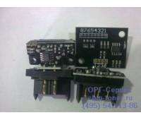 Чип пурпурного фотобарабана Konica Minolta bizhub C452 / C552 / C652,  совместимый